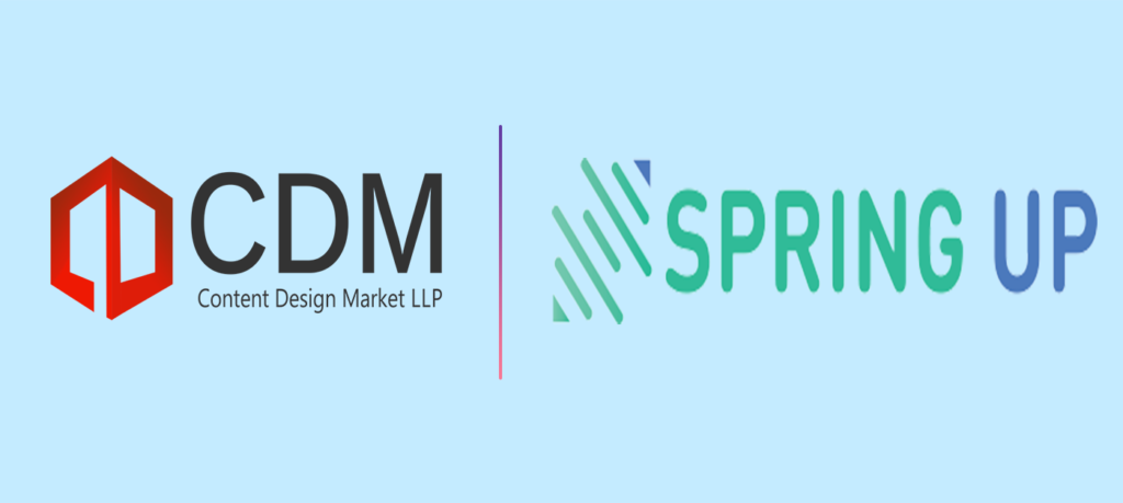 SpringUp Capital partners with CDM for Content Creation